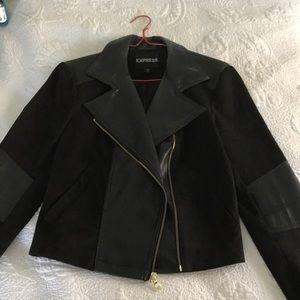 Express minus the leather jacket